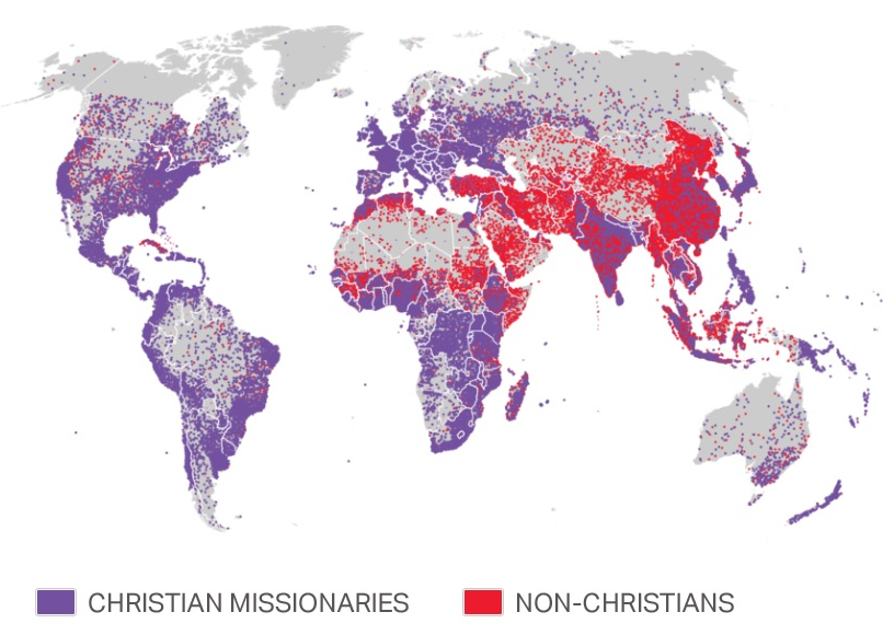 The Unreached World